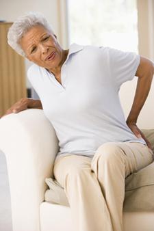 arthritis back